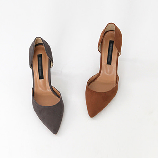 Pointed Toe D'Orsay Pumps