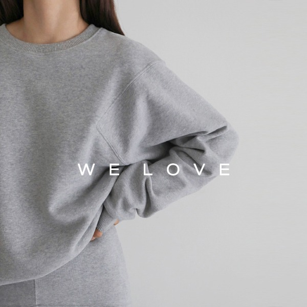 Extended Sleeve Loose Sweatshirt